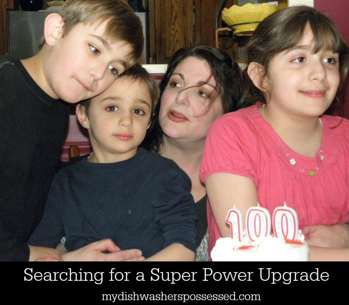 seareching for a super power upgrade