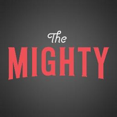 the mighty logo