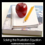 Solving the Frustration Equation