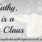 Yes Kathy, There is a Santa Claus