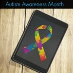 My Special Family and Autism Awareness Month