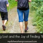 Getting Lost and the Joy of Finding Yourself