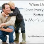 When Dad Does Everything Better, A Mom's Lament