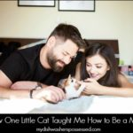 How One Little Cat Taught Me How to Be a Mom